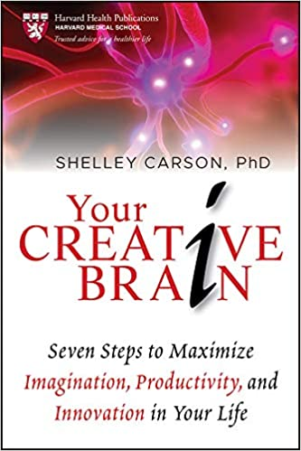 Productivity and Innovation in Your Life Seven Steps to Maximize Imagination Your Creative Brain