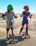 Swerv Stick Skateboard Trainer Adjustable Handlebar Attachment, Works with All Standard Skateboards and Longboards for Children Ages 3 to Adults