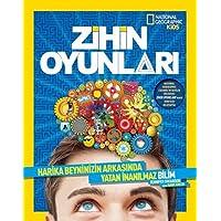 Zihin Oyunları: National Geographic Kids Harika Beyninizin Arkasında Yatan İnanılmaz Bilim