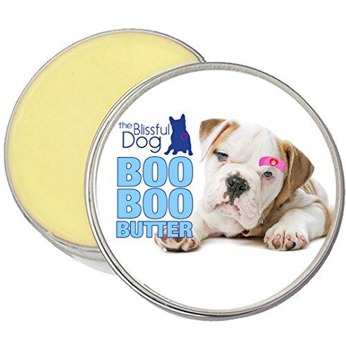 The Blissful Dog 1 oz Tin Olde Englishe Bulldogge Booboo Butter ()