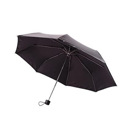 bpblgf Paraguas Negro Paraguas Doble Paraguas Ultra Ligero Paraguas ...