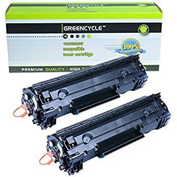 GREENCYCLE 2 PK C128 Black Laser Toner Cartridges Compatible Canon 128 Toner For Canon ImageClass D550 D530 MF4412 MF4580dn