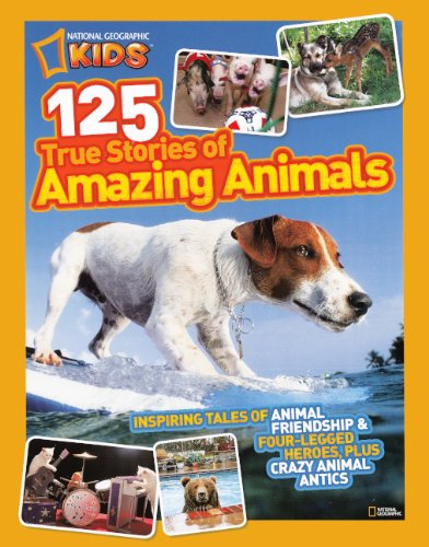125 True Stories Of Amazing Animals (Turtleback School & Library Binding Edition) pdf