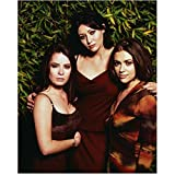Charmed 8x10 Photo Alyssa Milano/Phoebe Halliwell, Holly Marie Combs/Piper Halliwell, Shannen Doherty/Prue Halliwell Hot Dresses kn