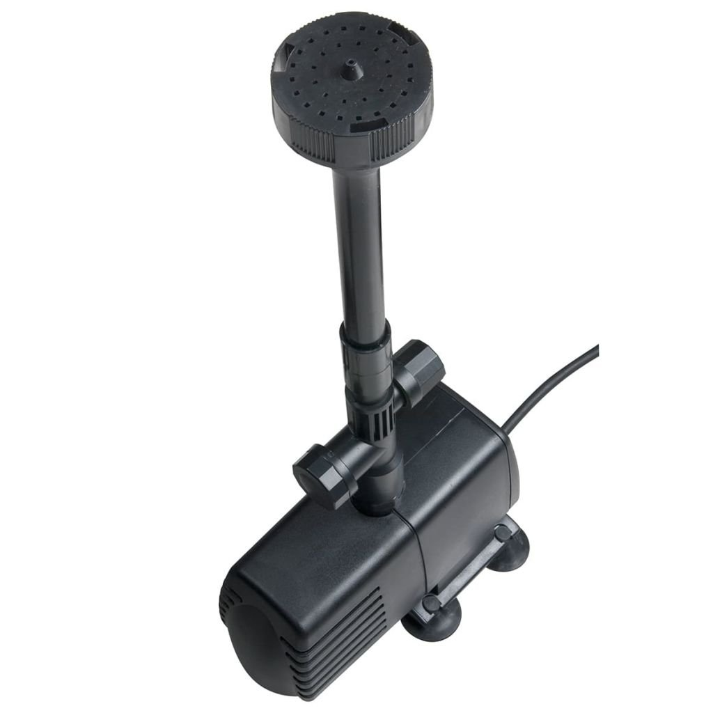 Pompe à eau bassin de jardin et étang 17000 l/h : Grande qualité Ubbink 8711465519472