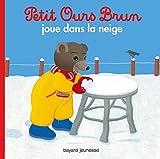 """Afficher """"Petit Ours Brun<br /> Petit Ours brun joue dans la neige"""""""