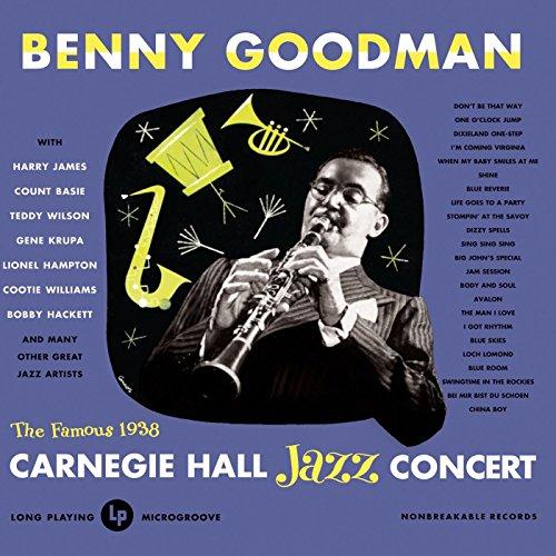 Live At Carnegie Hall-1938 Com...