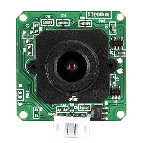Spinel 5 MP Serial JPEG Camera Module TTL/UART Output, Compatible with Arduino, Offer Custom Solutions, P/N: SC50MPA_TTL