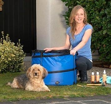 Hundebadewanne Hundepool Für Kleine Hunde Rund Blau