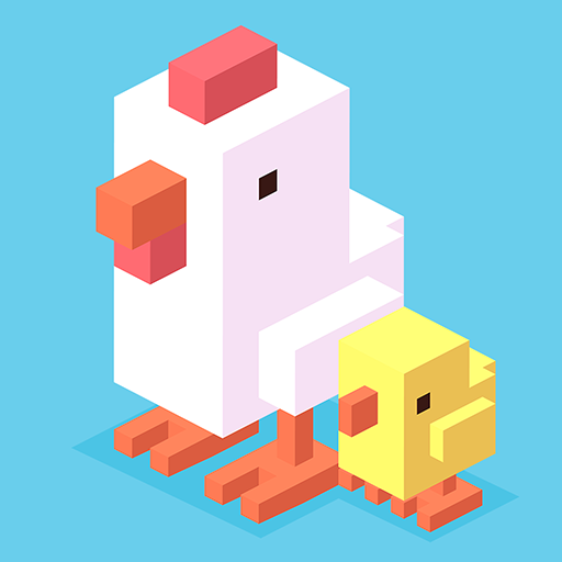 crossy road game online free no