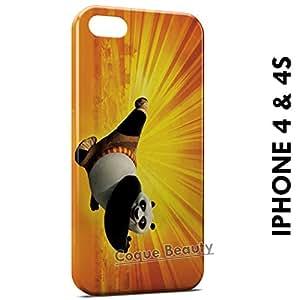 Carcasa Funda iPhone 4/4S Kung Fu Panda 3 Protectora Case Cover
