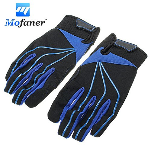 CALAP-STORE - New 1 Pair Motorcycle Full Finger Gloves Scooter Motorbike Motocross Gloves