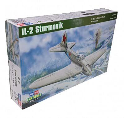 Hobby Boss IL-2 Sturmovik Airplane Model Building Kit