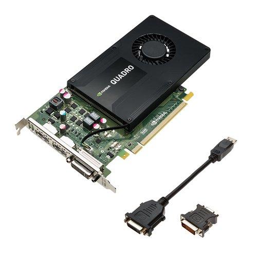 28 opinioni per PNY VCQK2200-PB Nvidia Quadro K2200 Scheda Grafica Professionale, 4 GB, GDDR5,