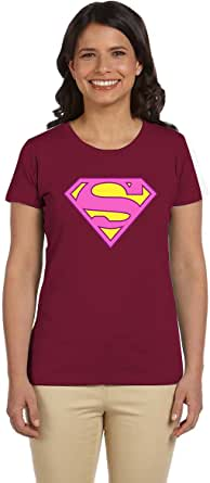 PTB W-NK192 T-Shirts Printed Short Sleeve For Women