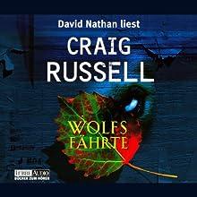 Wolfsfährte Hörbuch von Craig Russell Gesprochen von: David Nathan
