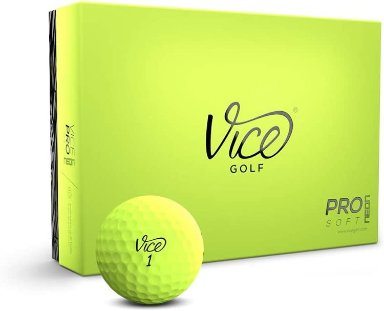 vice pro soft golf ball review