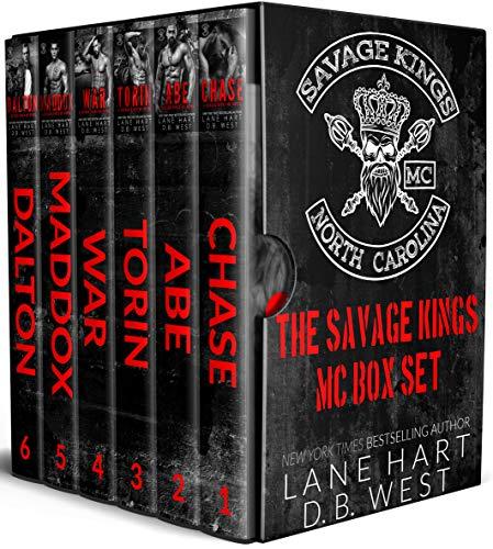 - Savage Kings MC Box Set: Books 1-6
