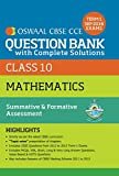 Oswaal CBSE CCE Question Bank with Complete Solutions for Class 10 Term I (April to Sep. 2016) Mathematics (Old Edition)