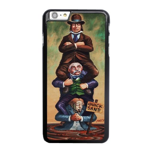 Coque,Coque iphone 6 6S 4.7 pouce Case Coque, Haunted Mansion Stretching Room Cover For Coque iphone 6 6S 4.7 pouce Cell Phone Case Cover Noir