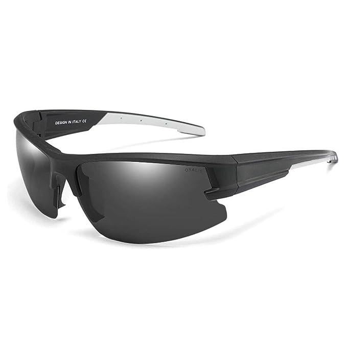 Amazon.com: OYALIE Gafas de sol polarizadas para ciclismo ...