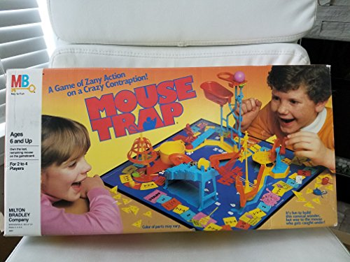 Mouse Trap Board Game 1986 product image