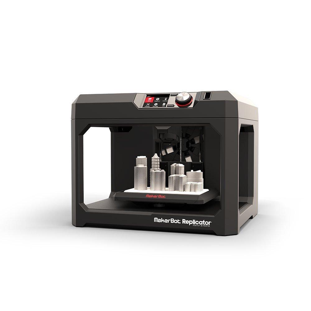 Impresora 3D Replicator Fifth Generation de MakerBot (FDM, MP05825 ...