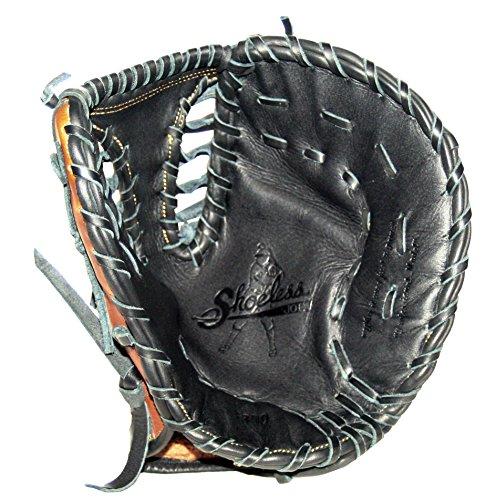 (Diamond Ready Baseball Gloves Shoeless Joe Pro Select Series 13'' First Base Glove (Right Hand Throw))