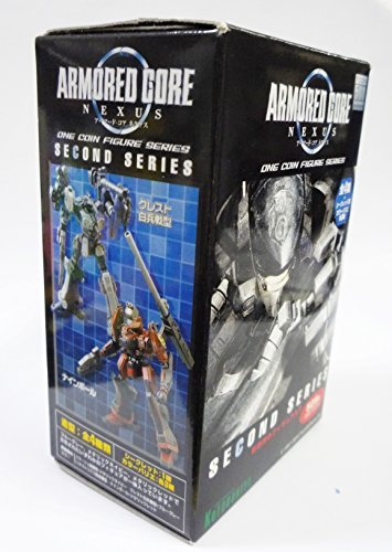 One Coin Figure Armored Core Nexus Second Season secret Metallic Red ver. Separately