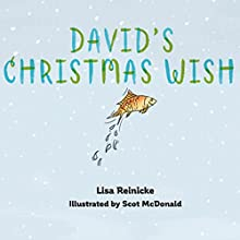 David's Christmas Wish Audiobook by Lisa Reinicke Narrated by Lisa Reinicke