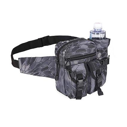 97229d8231c6 Amazon.com : XDH-RTS Men Waist Bag Fanny Pack Water Bottle Waist ...