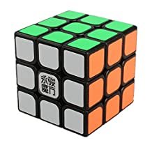 Kingcube Yongjun ( YJ ) Yulong 3x3 black magic cube moyu yulong 3x3x3 speed cube puzzle
