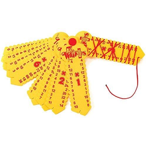 Learning Wrapups 2Pack Multiplication Keys