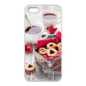 Afternoon Tea Personalized Cover Case with Hard Shell Protection for iphone 4s Case