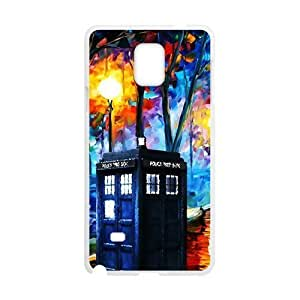 Doctor Who unique pavilion Cell Phone Case for Samsung Galaxy Note4 WANGJING JINDA