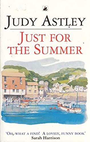book cover of Just for the Summer