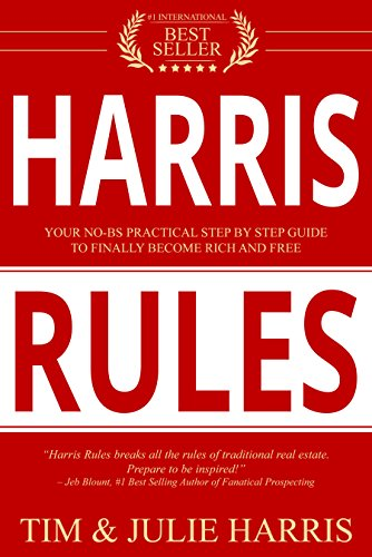 Amazon harris rules your no bs practical step by step guide harris rules your no bs practical step by step guide to finally become rich fandeluxe Image collections