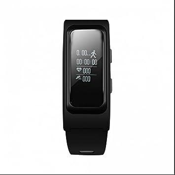 Montre Connectée Smartwatch Tracker dActivité Cardiofréquencemètre,Sommeil,Alerte Sédentaire,avec Wechat