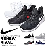 Nike Mens Renew Rival Fabric Low Top Lace Up