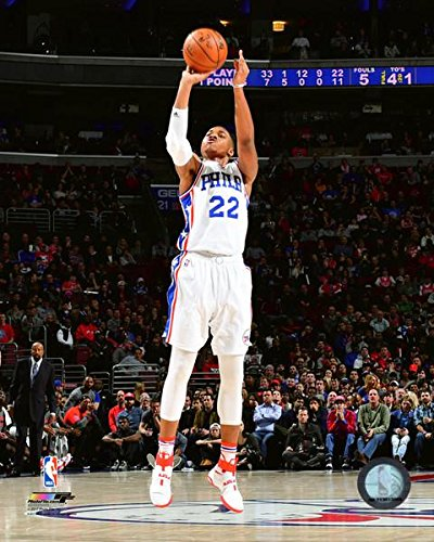 "Richaun Holmes Philadelphia 76ers NBA Action Photo (Size: 8"" x 10"")"