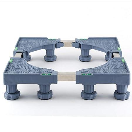 lHishop Pedestal para Lavadora con 8 Pies Fuertes Plataforma De ...