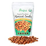 Certified Organic Bitter Apricot Seeds by My Power