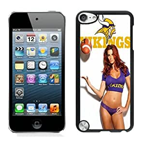 NFL&Minnesota Vikings 37 iPod Touch 5 Case Gift Holiday Christmas Gifts cell phone cases clear phone cases protectivefashion cell phone cases HLNB605584211