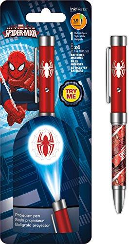 Inkworks Spider-Man Projector - Shooter Pen