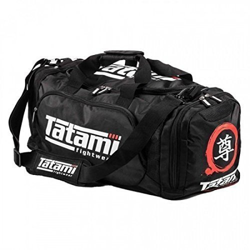 Tatami Ju Jitsu Meiyo Large Duffel Sports Gear Carry Bag