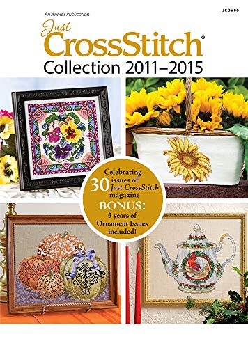 (Just CrossStitch 2011-2015 Collection)