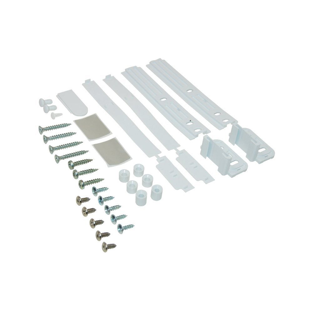 Diplomat Refrigeration Decor Door Slider Kit. Genuine part number 481231028208 Diplomat 481231028208