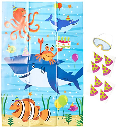 (Party Game | Ocean Buddies Collection | Party Accessory)