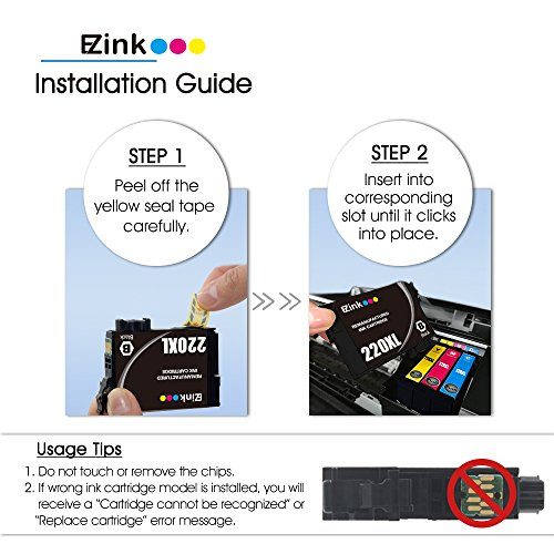 E-Z Ink (TM) Remanufactured Ink Cartridge Replacement for