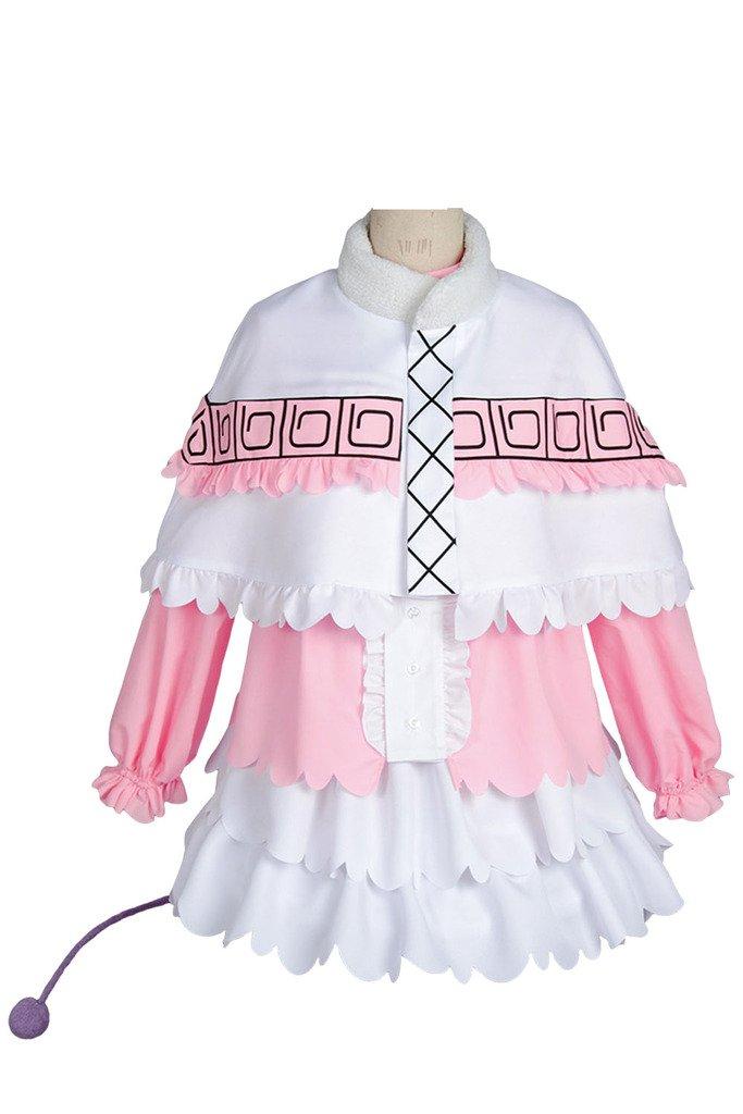 Miss Kobayashi-san Dragon Maid Kanna Kamui Uniform Kleid cosplay Kostüm S